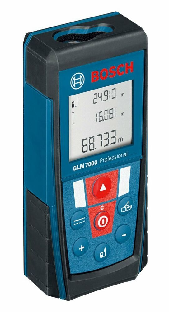 new bosch glm7000 laser distance measurer meter 70 meters japan ebay. Black Bedroom Furniture Sets. Home Design Ideas