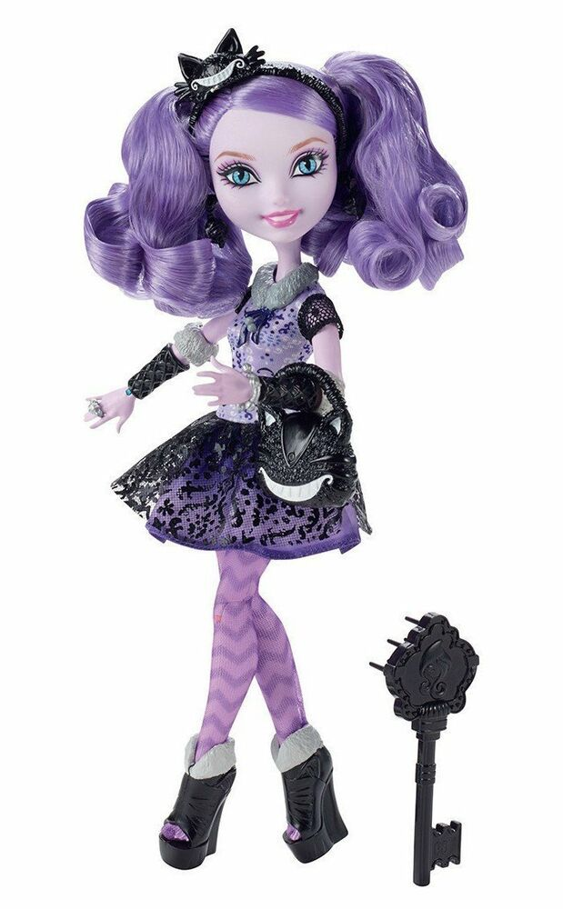 Ever After High Kitty Cheshire Doll , New, Free Shipping ...