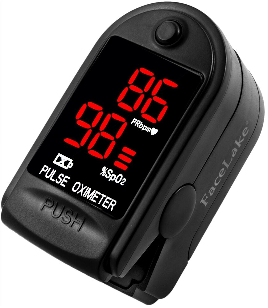 Diagram Pulse Oximeter