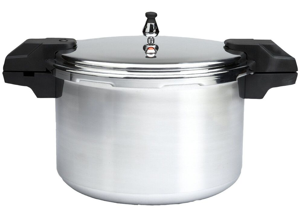 Electric Pressure Cooker For Canning ~ Mirro quart aluminum pressure cooker canner ebay