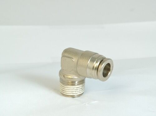 Push to connect swivel elbow fitting quot airline