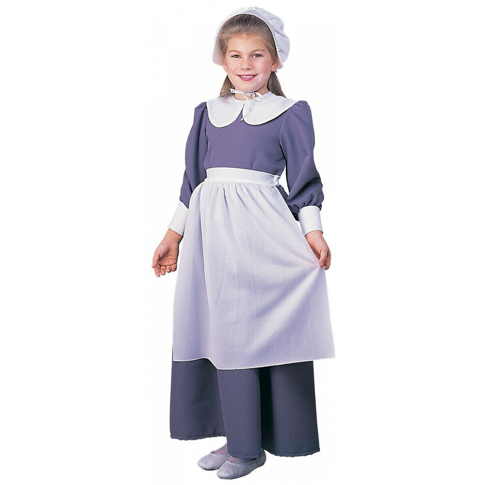 Amish Costume For Kids