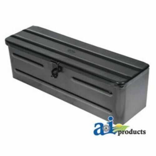 Tool Box For Tractor : A bl tool box black fits allis chalmers all case ih