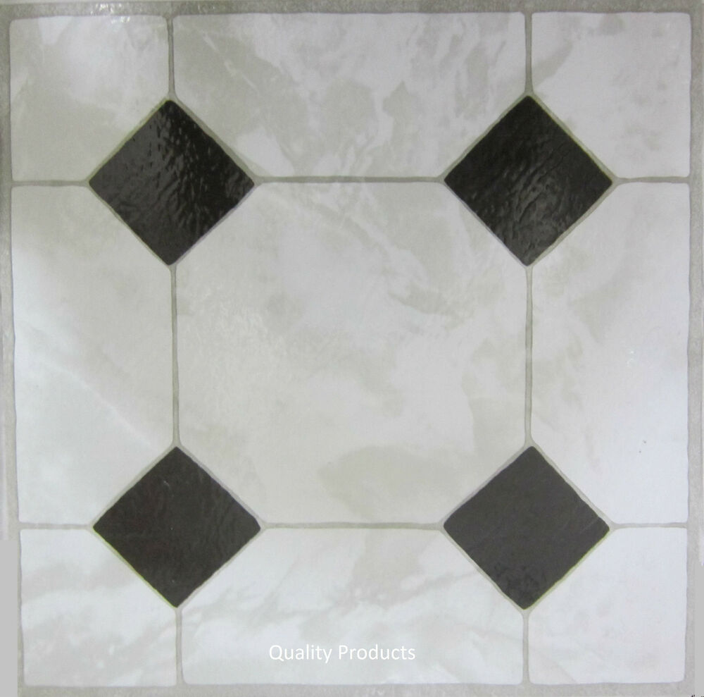 Kitchen Tiles Ebay: 30 X Vinyl Floor Tiles - Self Adhesive - Bathroom Kitchen BNIB Ceramic 311652