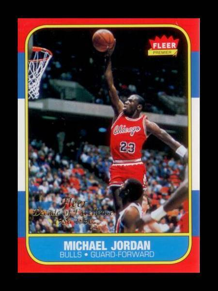 Michael Jordan Rookie Basketball Card Jaybirds Bluetooth