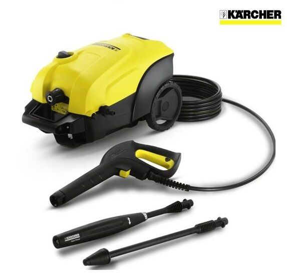 karcher k3200 120 bar electric pressure washer 240v ebay. Black Bedroom Furniture Sets. Home Design Ideas