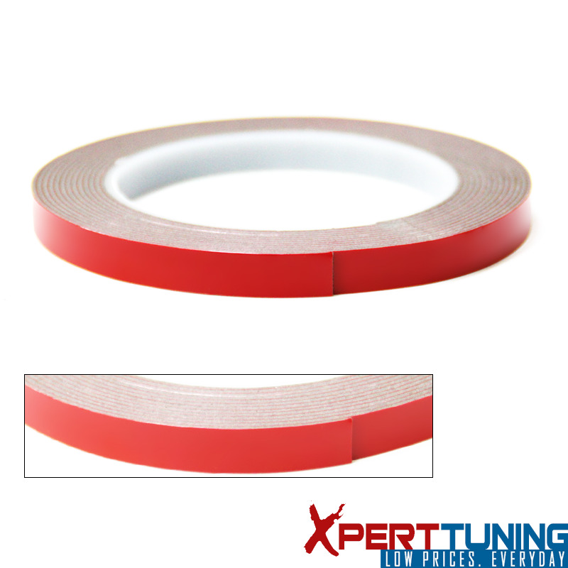 X1 Roll 3m Double Sided Tape Adhesive Attachment Car