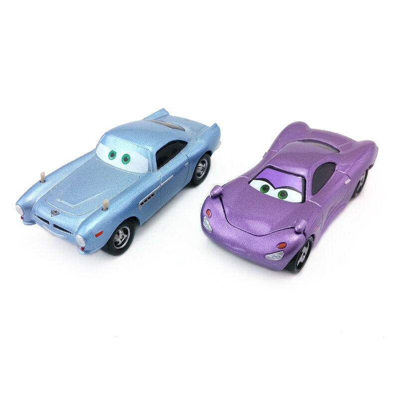 Cars 1 And 2 Toys : Mattel disney pixar cars finn mcmissile holly