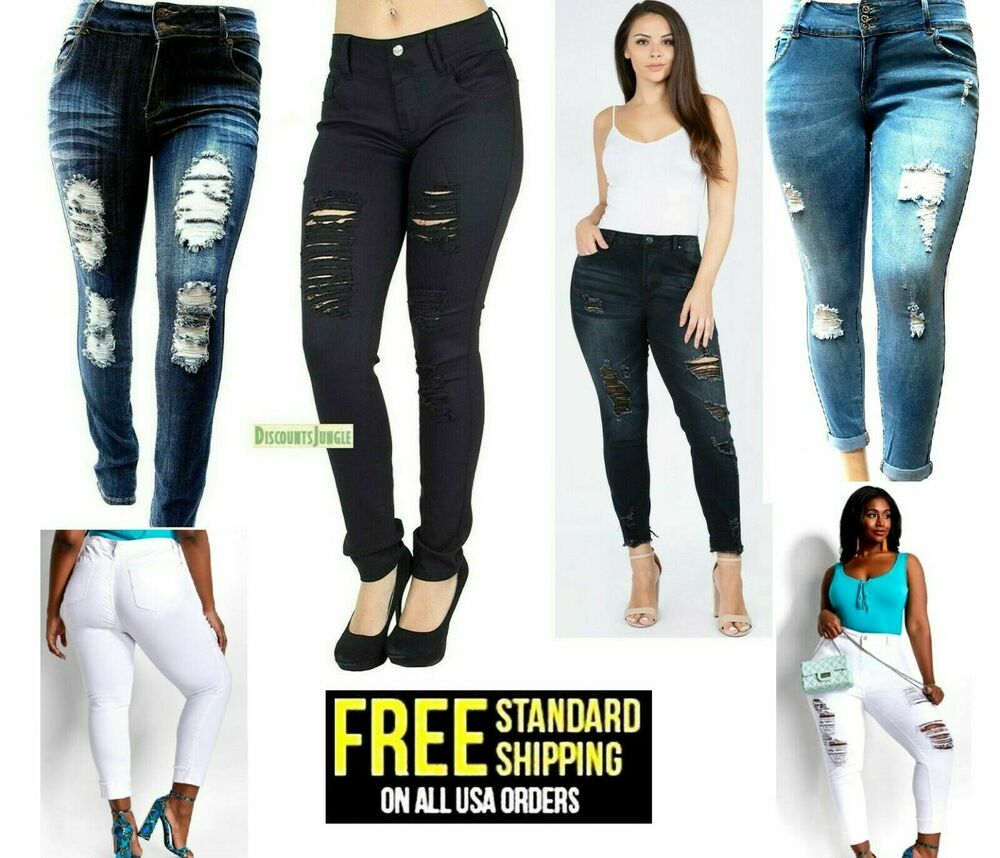 Find great deals on eBay for womens plus size skinny jeans. Shop with confidence.