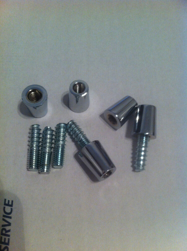 5 each of 3/8-16 ferrule and 5/16-18 hanger bolts. beer tap handle ...