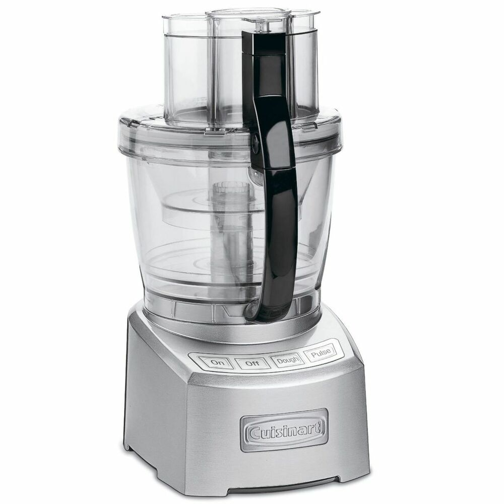 Cuisinart Food Processor ~ Cuisinart food processor fp dc cup nib bin