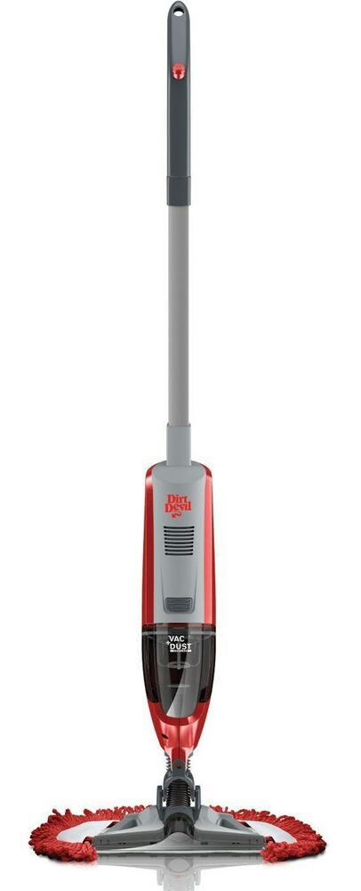 dirt devil vac dust cordless stick vacuum with swipes refurbished bd21005rm ebay. Black Bedroom Furniture Sets. Home Design Ideas
