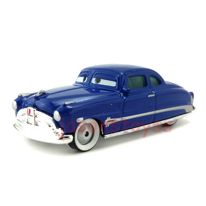 mattel disney pixar cars doc hudson toy car rare 1 55. Black Bedroom Furniture Sets. Home Design Ideas