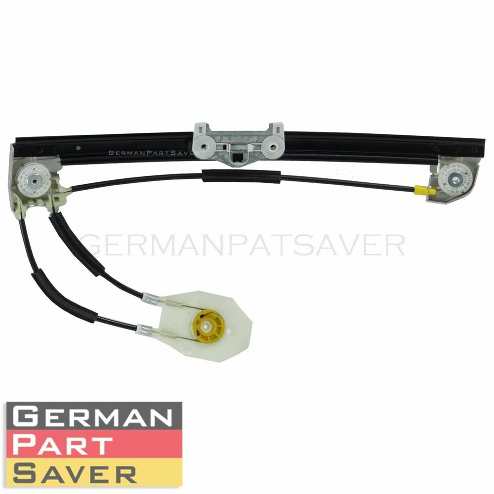 Power window regulator rear left driver side fits bmw e39 for 1997 honda crv window regulator