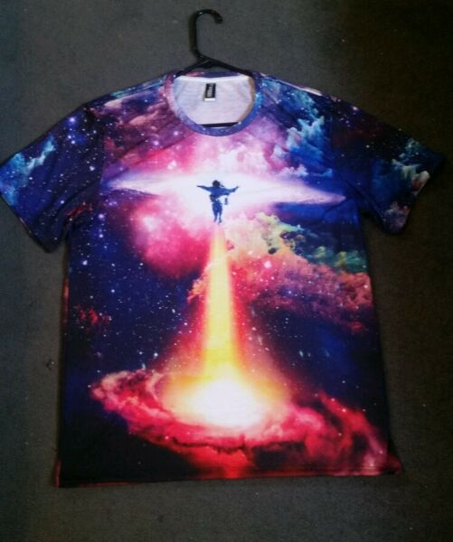 Imaginary Foundation Space All Over Print T-Shirt