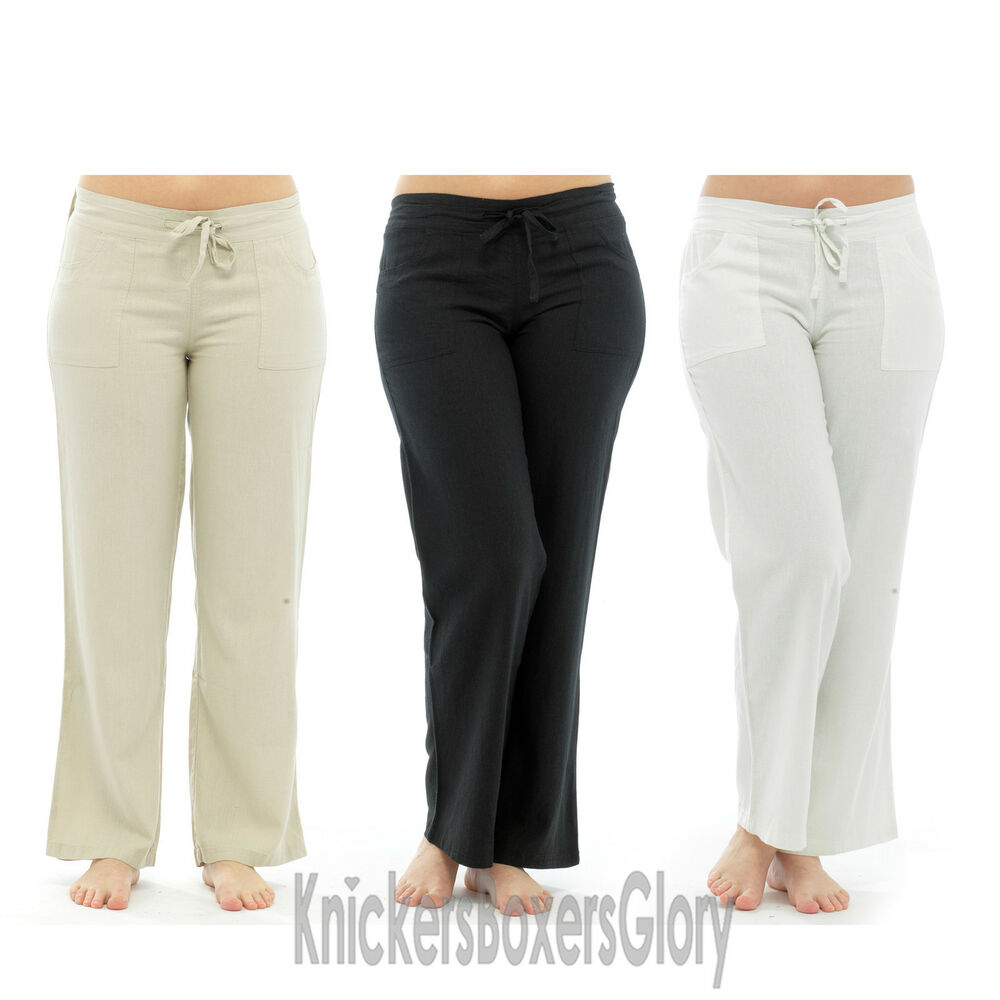 Find womens linen trousers at ShopStyle. Shop the latest collection of womens linen trousers from the most popular stores - all in one place.