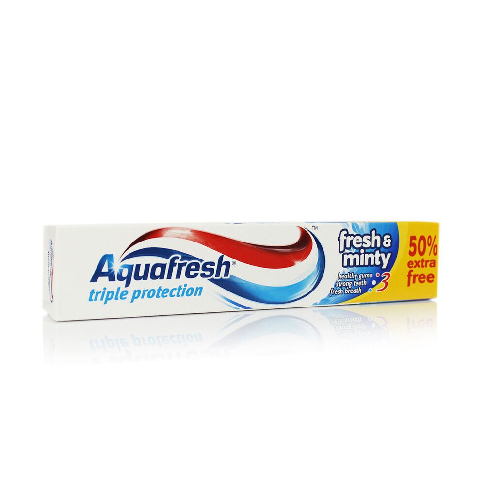 Aquafresh triple protection 75ml ebay for Portent item protection