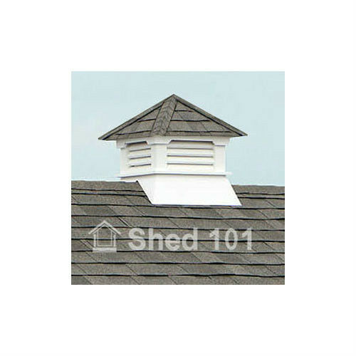 Classic roof cupola plans for shed garage home 13030 ebay for Shed cupola