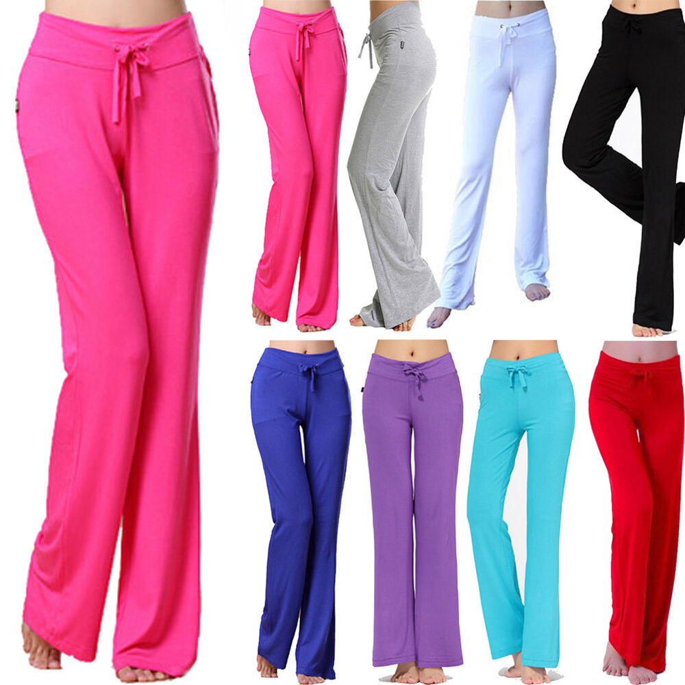 Women Soft Comfy YOGA Gym Exercise Fitness Running Sport
