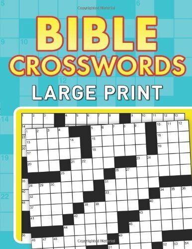 This is a picture of Transformative Bible Crossword Puzzles Printable