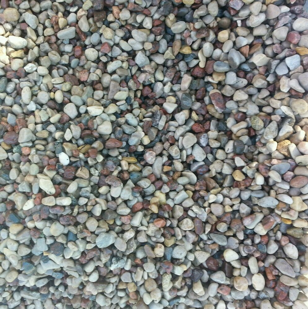 Natural beauty 30 lbs aquarium fish tank gravel tiny 1 8 for Fish tank pebbles