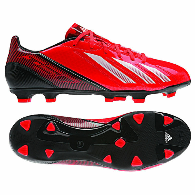 86d7b1bf8 Details about ADIDAS MESSI F10 TRX FG FIRM GROUND SOCCER MICOACH COMPATIBLE  SHOES INFRARED