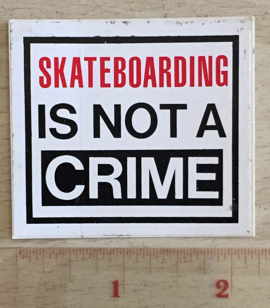 skateboarding is not a crime Shop for the perfect skateboarding is not a crime gift from our wide selection of designs, or create your own personalized gifts.