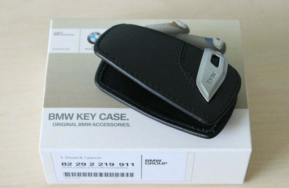 how to start bmw with key fob