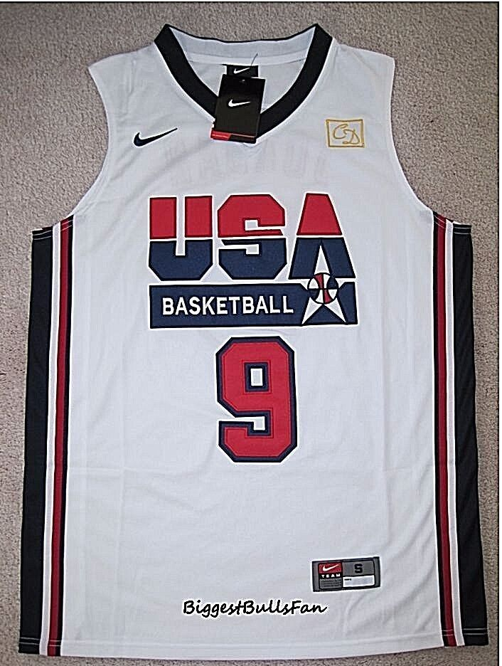 Dream Team Jersey: Fan Apparel & Souvenirs | eBay