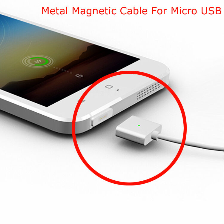 wsken ultra micro usb magnetic adapter charger cable for. Black Bedroom Furniture Sets. Home Design Ideas