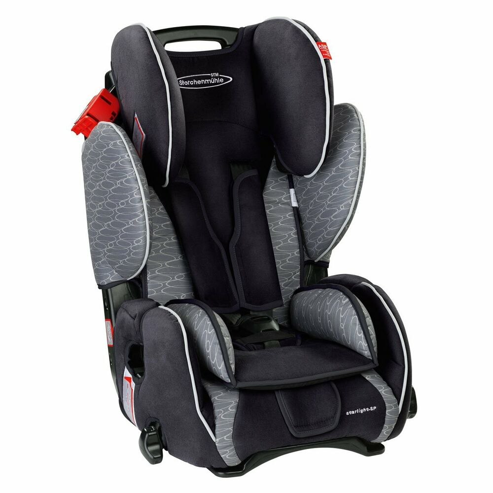 stm by recaro starlight sport reclining child car seat pirate 9 months 12 years ebay. Black Bedroom Furniture Sets. Home Design Ideas