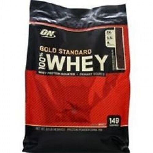 OPTIMUM NUTRITION 100% Gold Standard Whey Protein Double