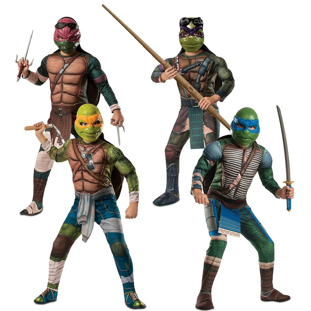 Teenage mutant ninja turtles costume for kids - photo#21
