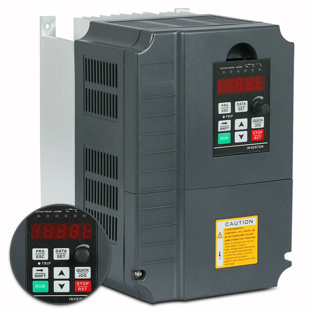 Hy vfd 19a 10hp 7 5kw 380v variable frequency drive for Vfd for 7 5 hp motor