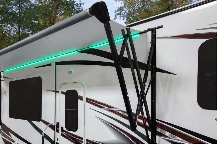 Led Motorhome Camper Rv Awning Lights Part Will Fit
