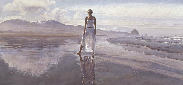 finding yourself in the world steve hanks limited edition fine art