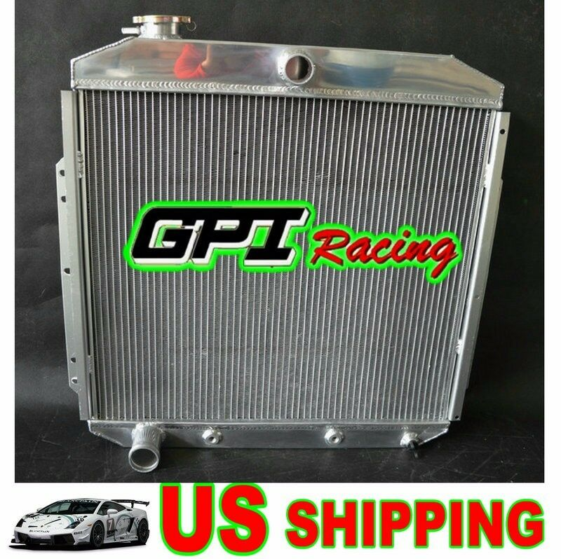 Aluminum Radiators For Classic Cars