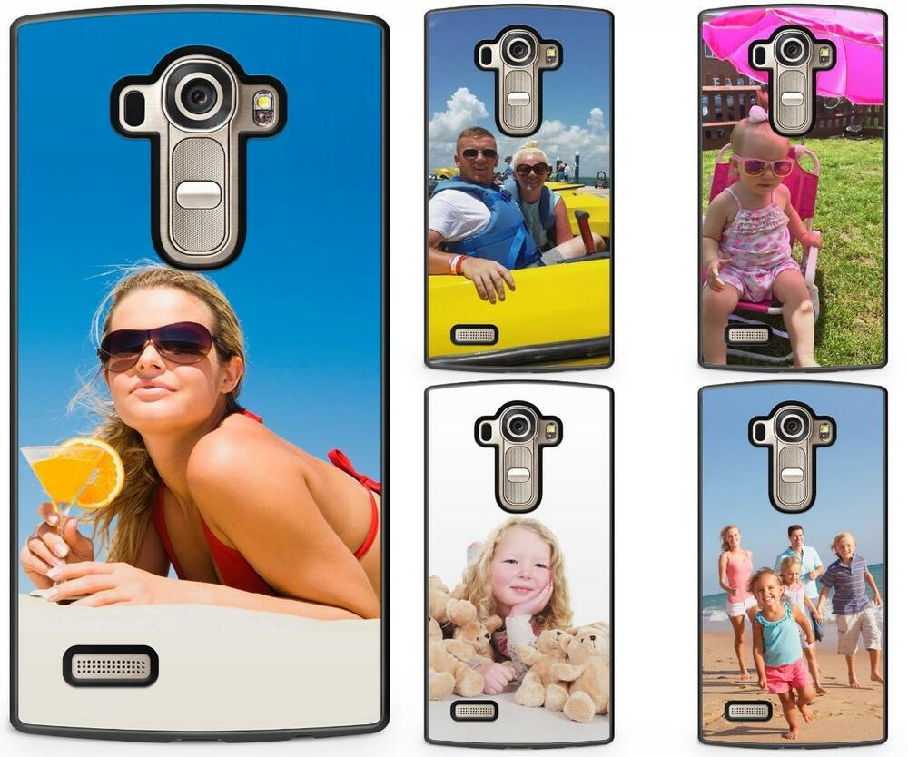 PERSONALISED PHOTO PRINTED PHONE CASE COVER FOR LG G3 LG G4 : eBay