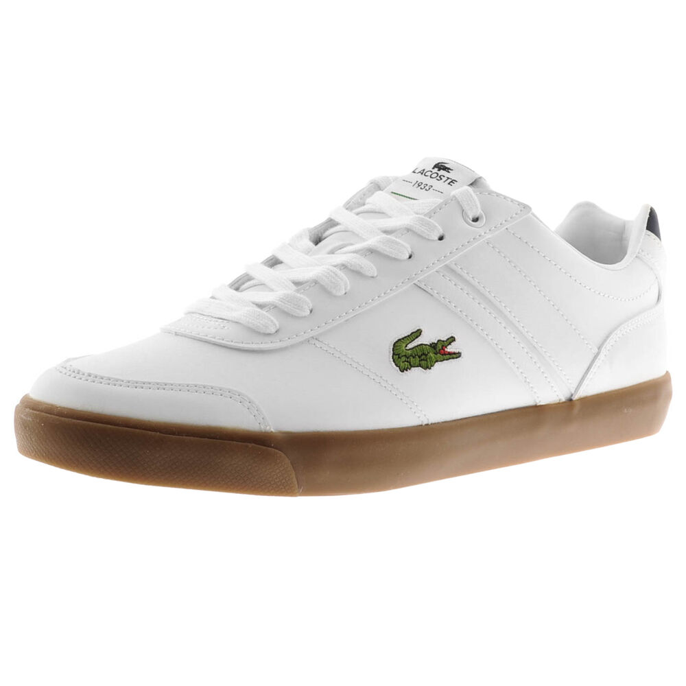 lacoste s shoes white comba hcr leather casual fashion