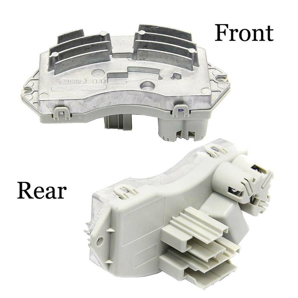 New Blower Motor Resistor Regulator For Bmw E90 E91 E92