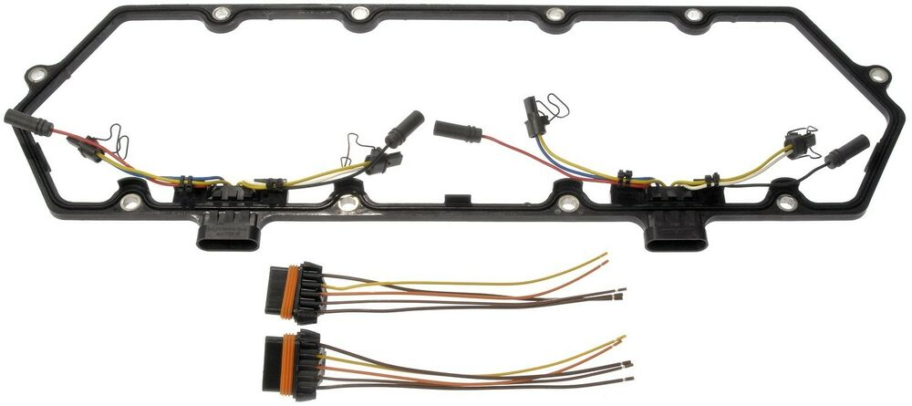 ford 7 3 injector wiring harness 1996 ford 7 3 powerstroke wiring ford 7 3l diesel valve cover gasket kit w fuel injector