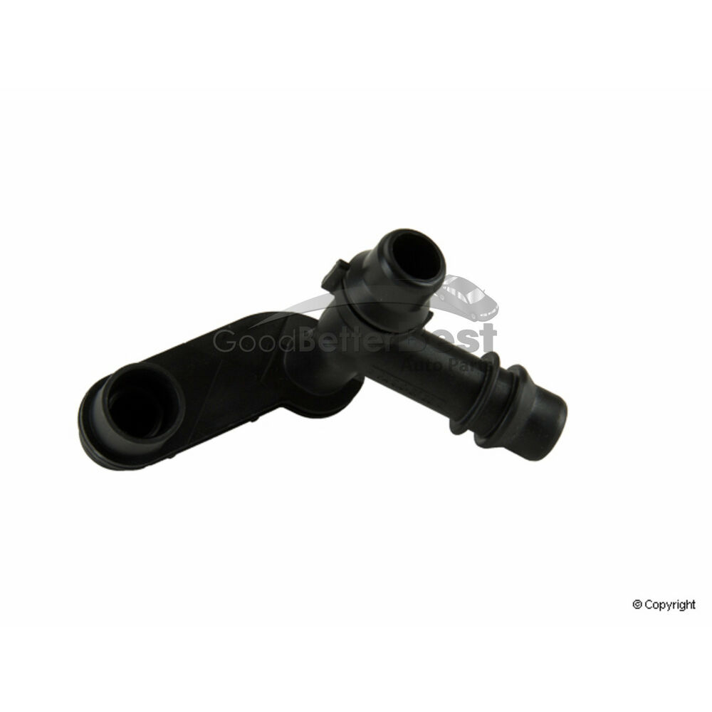 New Genuine Engine Coolant Recovery Tank Hose Connector
