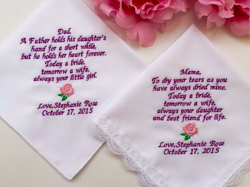 Wedding Gifts For Bride Ebay : ... Gift For Mother Of The Bride -Father Of The Bride/1143 eBay