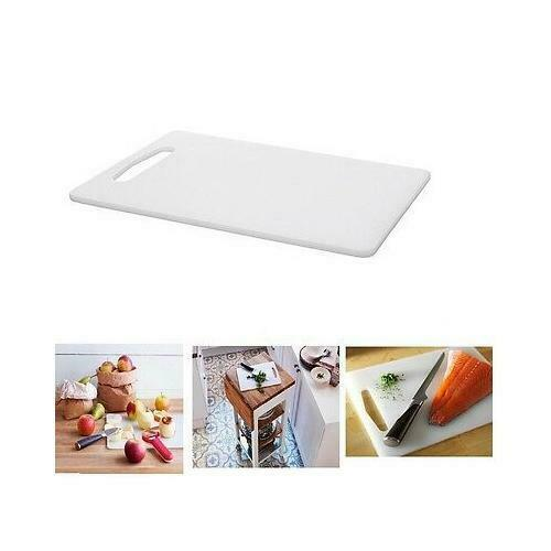 Professional Chopping Board IKEA Plain White Plastic