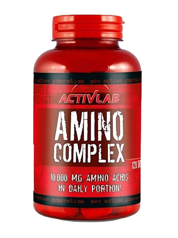 ActivLab Amino Complex 120 tablets free shipping ! eBay