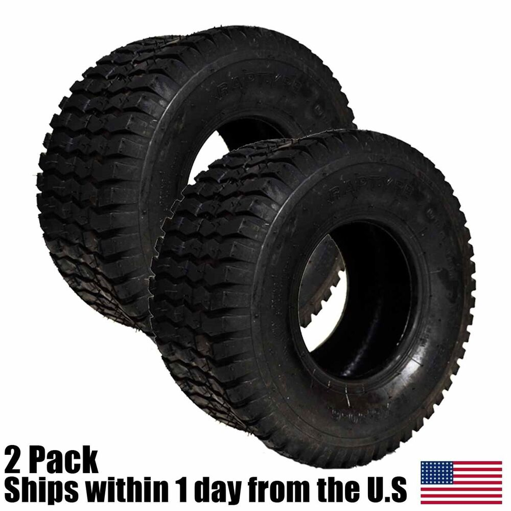 Tractor Rear Tires : Walk behind mower rear turf tire ply
