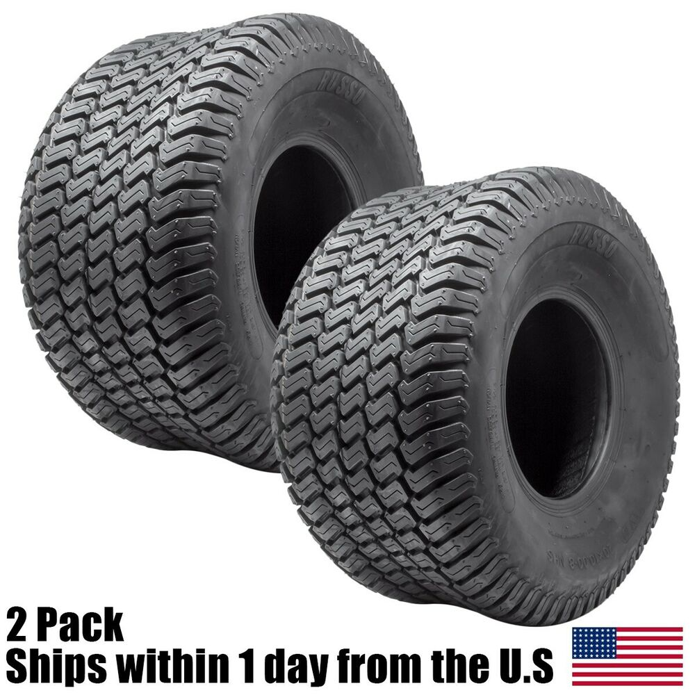 2pk 20x10x8 Mower Tire Wright Stander Commercial Mower