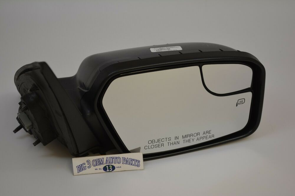 2011 2012 Lincoln Mkz Passenger Side Mirror W Puddle Lamp