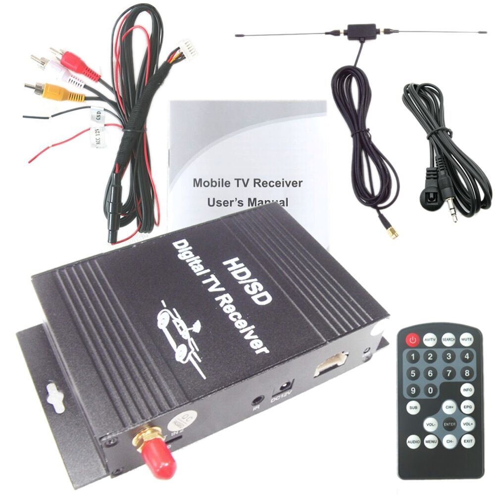 car mobile atsc mh tv receiver tuner freeview television. Black Bedroom Furniture Sets. Home Design Ideas