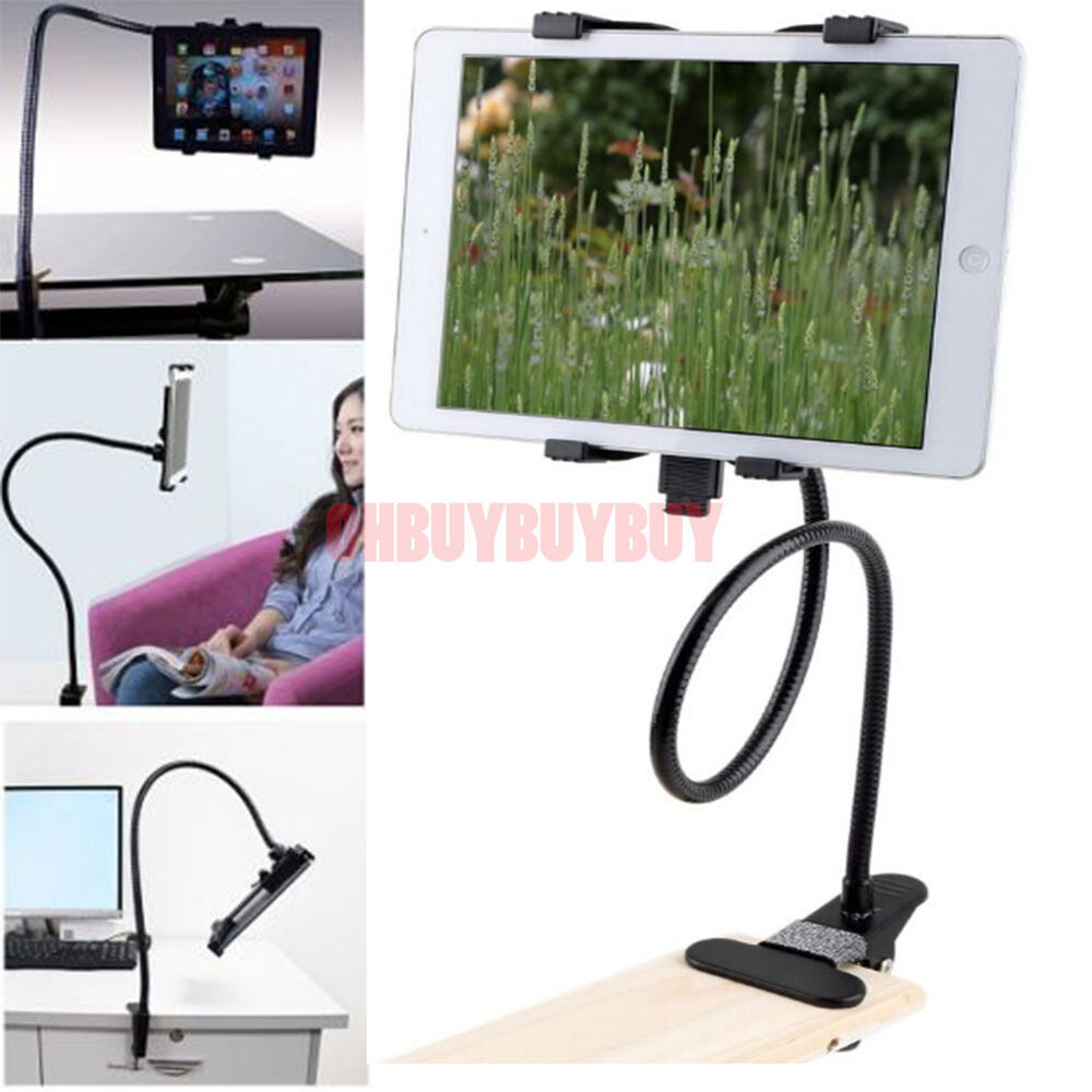 360 rotating desktop stand lazy bed tablet holder mount for How to make a bed stand